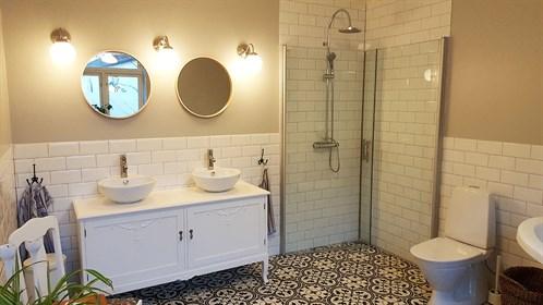Badrum badrum klassiskt : Vackert klassiskt med marrakech - DittNyaBadrum